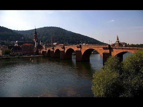 Germany   Heidelberg & The Neckar Valley