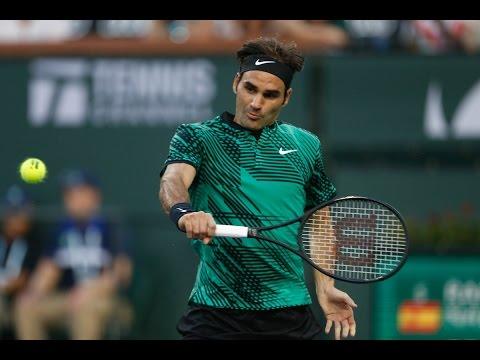 BNP Paribas Open 2017: Day 10 ATP Highlights