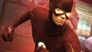 Injustice: Gods Among Us - Metahuman Flash Super Attack Moves