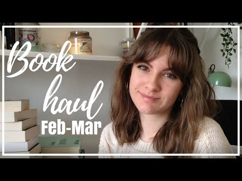 Book Haul | February - March 2018