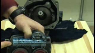 Hydraulique - Pompe à piston (Piston pump)