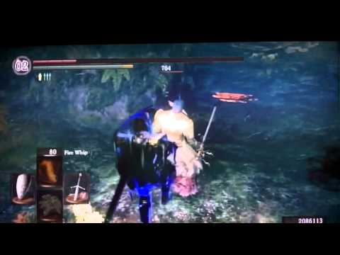 Dark Souls Commentary PVP  -Vitality Gouge Most Overpowered Build?