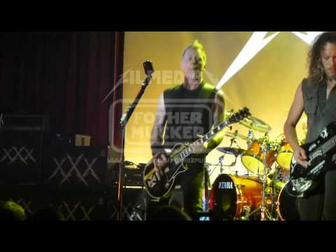 Metallica Just a bullet away (LIVE DEBUT) LIVE San Francisco, USA 2011-12-07 1080p FULL HD