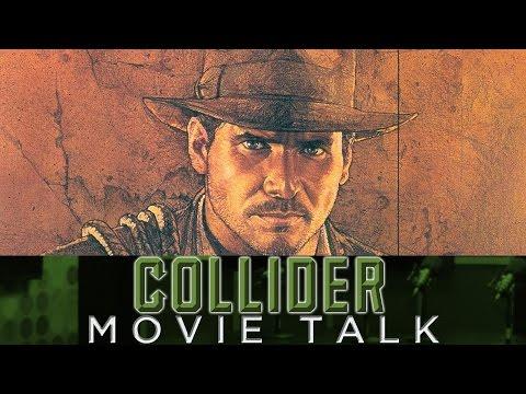 Collider Movie Talk - Indiana Jones 5 Confirmed For 2019!