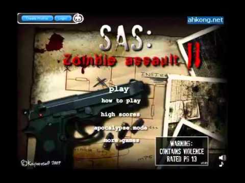 Juegos De Internet Sin Descargar Nada Juegos De Zombies Youtube