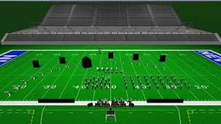"Medium Marching Band - ""The Storm"" (opener)"