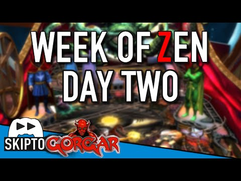 Zen Pinball 2: Best and Worst Tables [Day 2] - Week of Zen