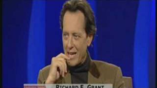 Richard E Grant on Enough Rope (Pt 1)