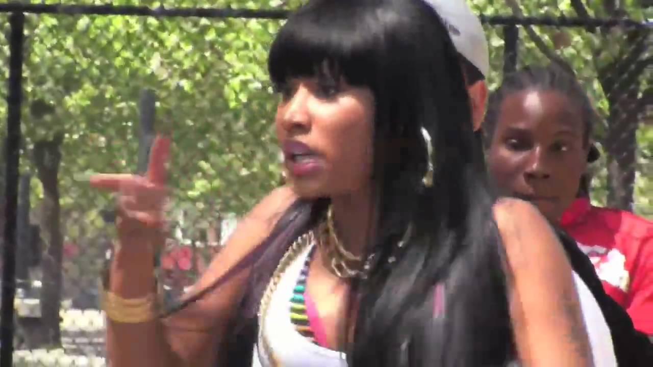 Nicki Minaj Ft Lil Wayne Go Hard Official Video Youtube