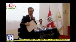 Desarrollo con Identidad / José Benito - Santiago Tácunan