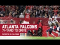 Julio Jones & Freeman Lead Falcons on TD Drive! | Patriots vs. Falcons | Super Bowl LI Highlights
