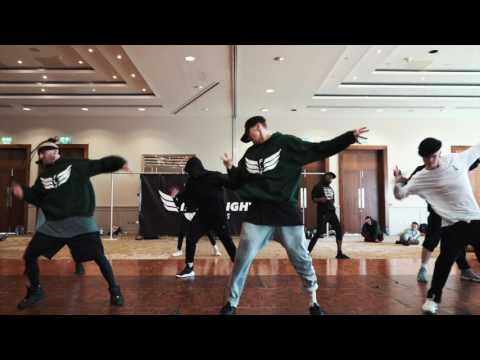 Luther Brown | High Demand - Future | Take Flight Easter Intensive 2017