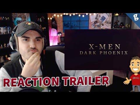 X-MEN DARK PHOENIX : REACTION au NOUVEAU TRAILER ! Elle devient PUISSANTE !