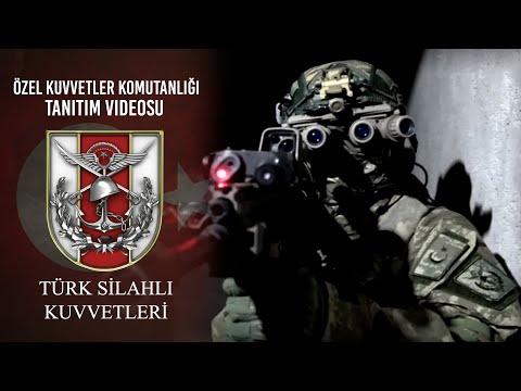 Özel Kuvvetler Komutanlığı Tanıtım Videosu