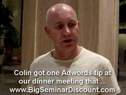 Big Seminar Discount