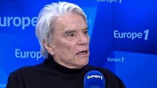 EUROPE 1  : BERNARD TAPIE QUITTE LE STUDIO EN DIRECT