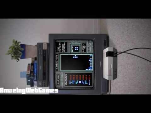 First Person Tetris -Amazing Webgame
