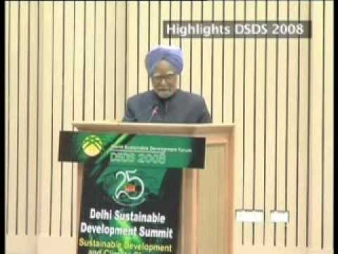 Delhi Sustainable Development Summit 2009
