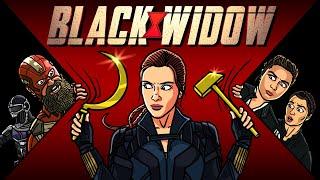 Black Widow Trailer Spoof - Toon Sandwich