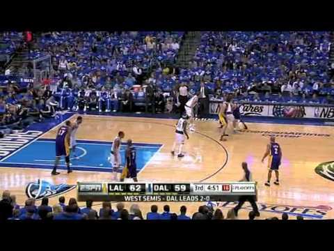 Mavericks Vs Lakers Game 3 Western Conference Semi Finals 2011 Nba Playoffs 06 05 2011