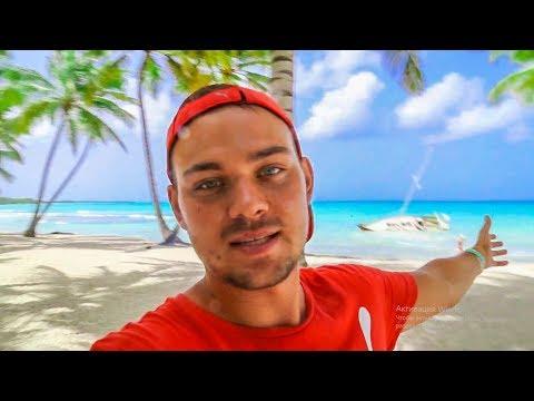 Остров Саона. Дикий пляж. Кто Живет на острове?