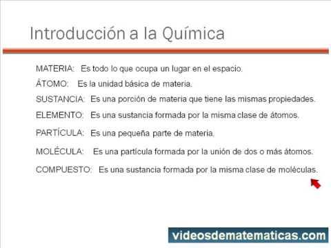 Materia tomo sustancia elemento part cula mol cula for Molecula definicion