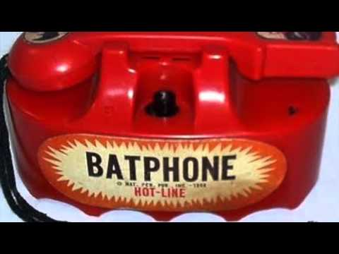 Batphone Bling