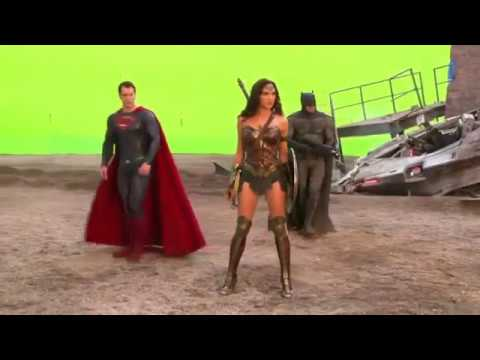 Batman v Superman - Dawn of Justice, Behind The Scenes VFX HD