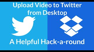 How to Upload Video Story Teases from Desktop to Twitter
