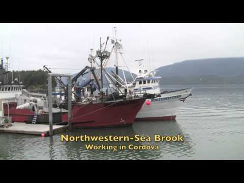 Road TripTo Alaska- Northwestern Fishing Tender in Cordova