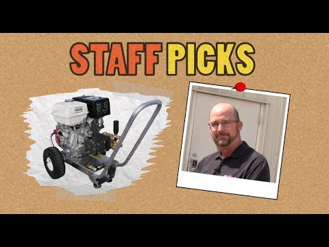 KC's Staff Pick - Pressure Pro E4040HA Pressure Washer