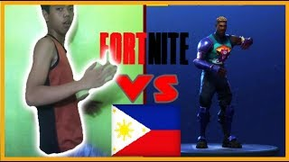 FORTNITE DANCE CHALLENGE | ALL DANCES IN REAL LIFE | BIT VIDEOS (PHILIPPINES)