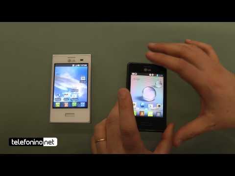 MWC2013 - LG Optimus L3 II videopreview da Telefonino.net
