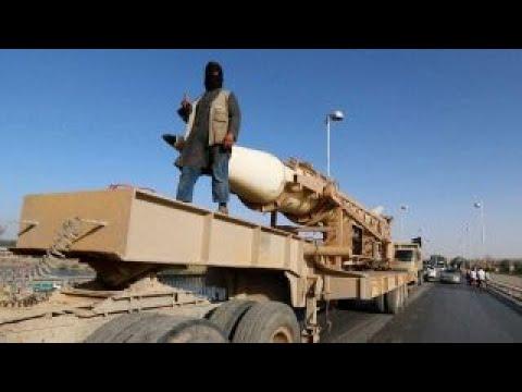 Para lmuwan Pembuat Senjata Kimia ISIS, Masih Berkeliaran