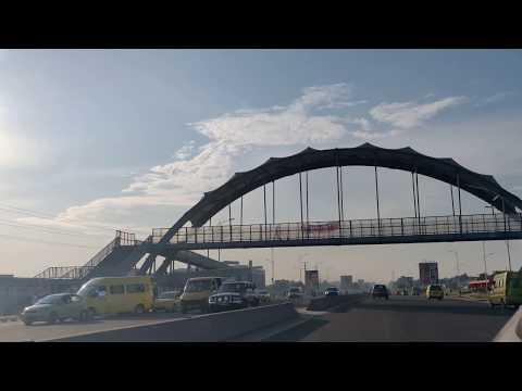 Take a drive in Kinshasa 1