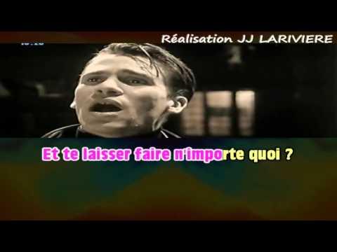 FLORENT PAGNY   N'IMPORTE QUOI I G JJ Karaoké - Paroles