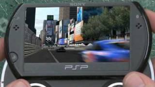 PSP Go Game Trailer