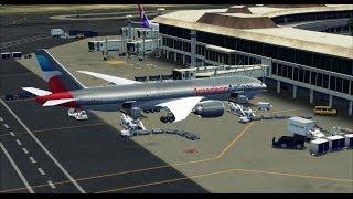 FSX Maxed Out | PMDG 777 | Landing At Honolulu International Airport
