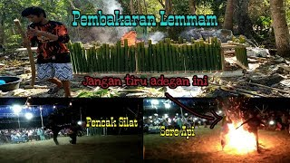 Festival pesta panen MAPPADENDANG (Sere Api) terbaik se Kabupaten Barru-Ibrahim Akapela