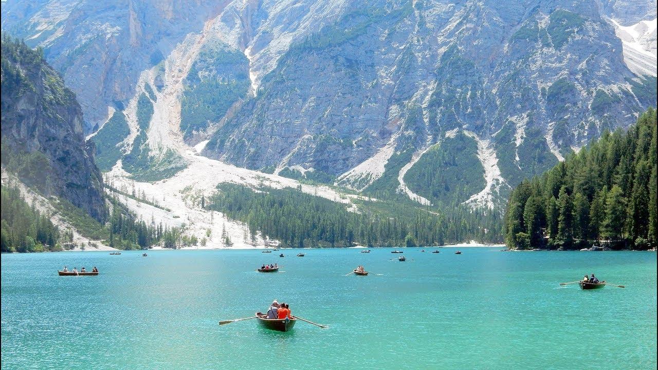 Lago Di Braies - Perla Dei Laghi Alpini - Full Hd - Youtube-6536