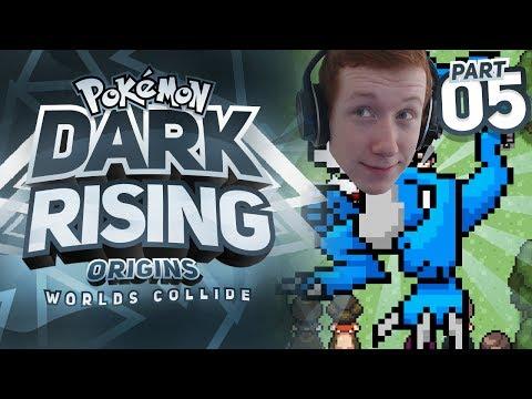MR. PRESIDENT?! - Pokémon Dark Rising Worlds Collide Nuzlocke Episode 5!