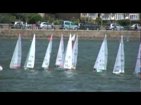 INTERNATIONAL ONE METRE WORLD CHAMPIONSHIP 2011 - A Fleet - Race 20