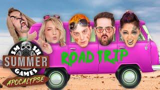 OUR FAVORITE SUMMER GAMES MOMENTS | Road Trip Vlog