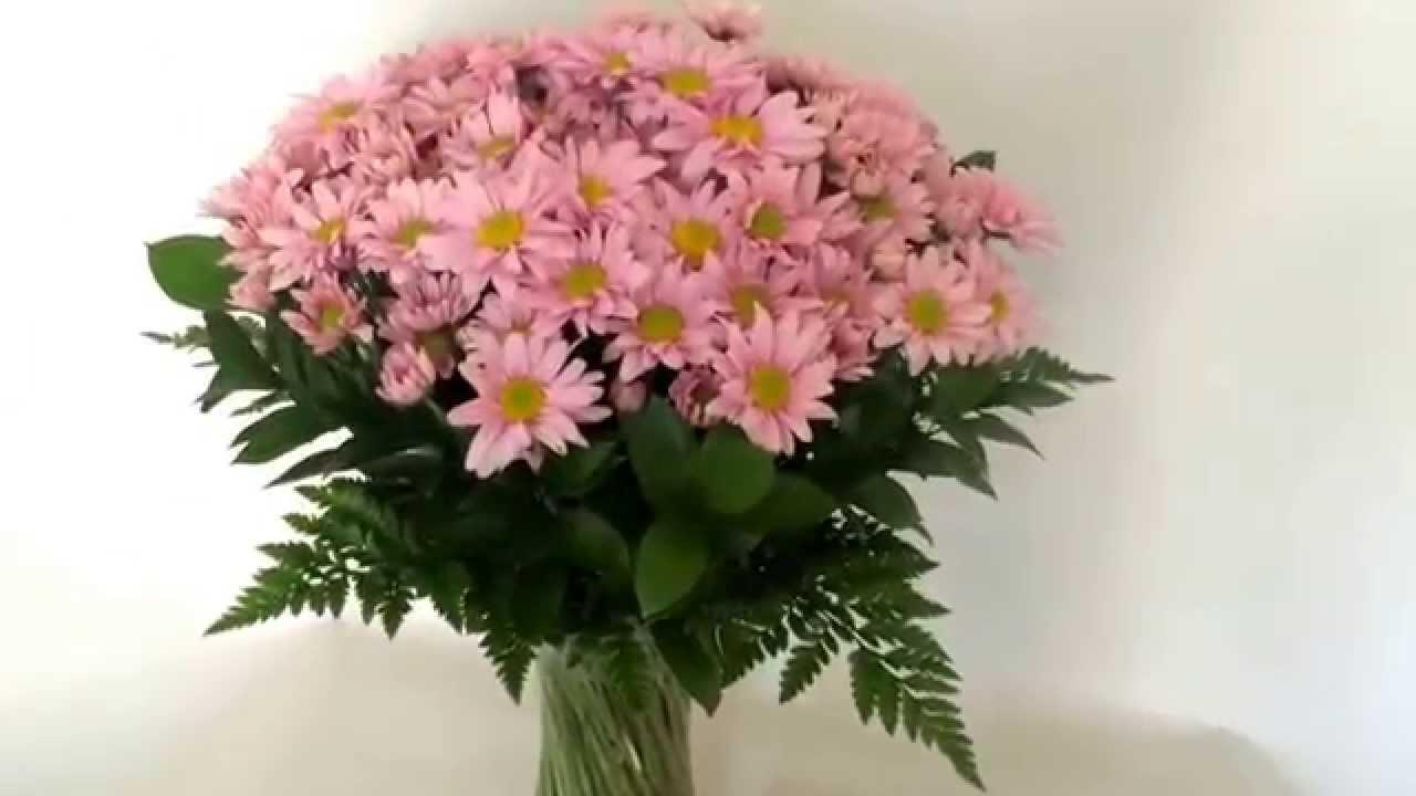 Arreglos florales naturales flores finas mexico youtube - Arreglo de flores naturales ...
