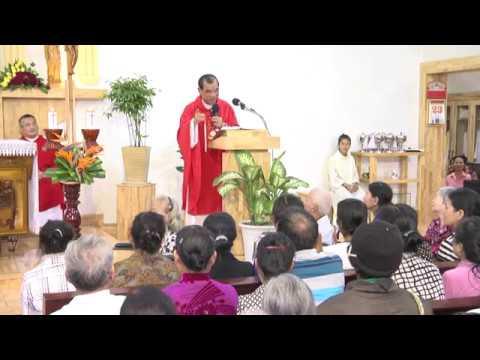 Bài giảng Lòng Thương Xót Chúa ngày 23/2/2017 - Cha Giuse Trần Đình Long