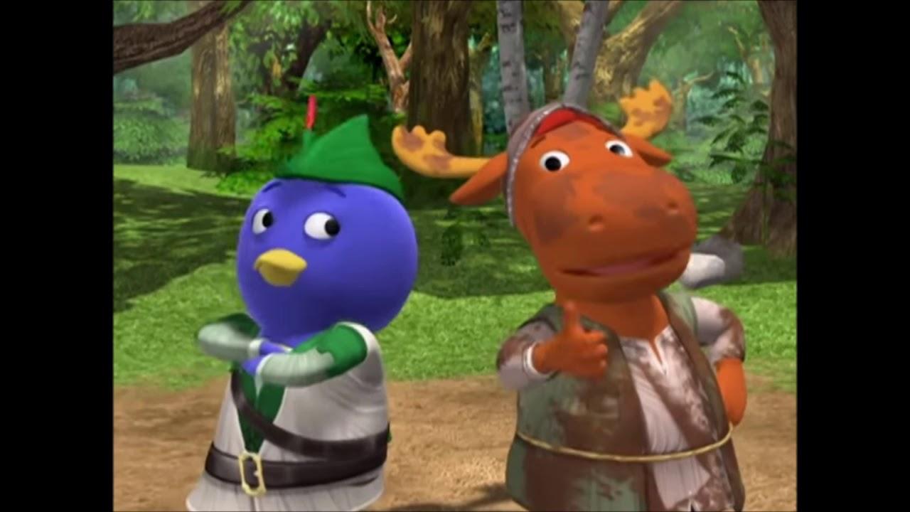 the backyardigans robin hood the clean song chords  chordify