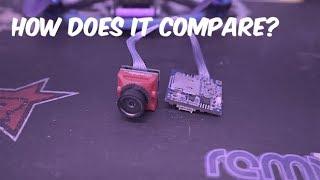 Caddx Turtlet - Side by Side comparison w/Runcam Split Mini