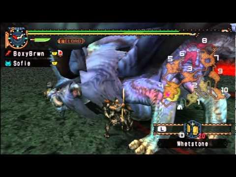 Monster hunter: Freedom unite. 74 Shes HOT HOT HOT! part 1