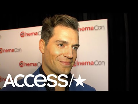 'Mission: Impossible  Fallout': Henry Cavill On Working With Tom Cruise  Access