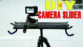 How to make a Camera Slider at home